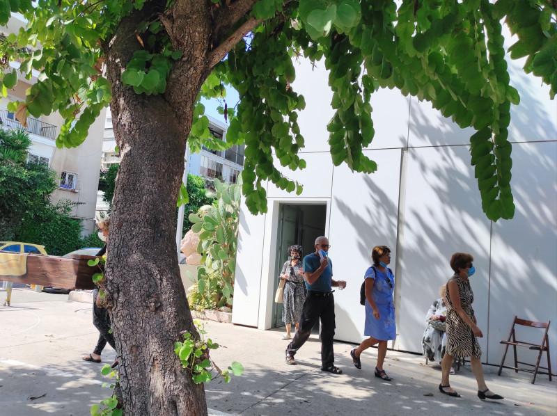 Дом художников в Тель -Авиве
