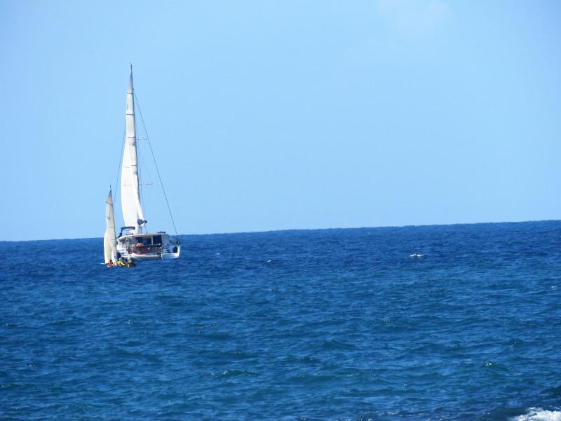 Когда-то на море.