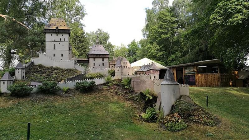 Парк Богемия