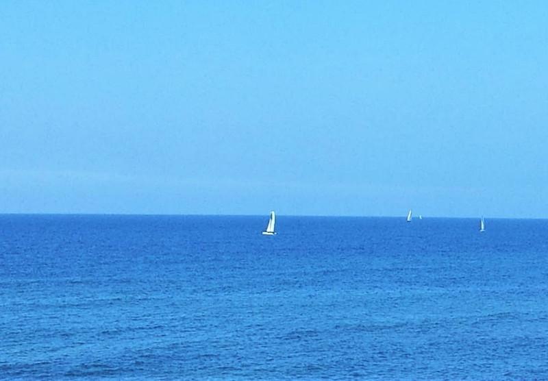 Средиземное море, зима