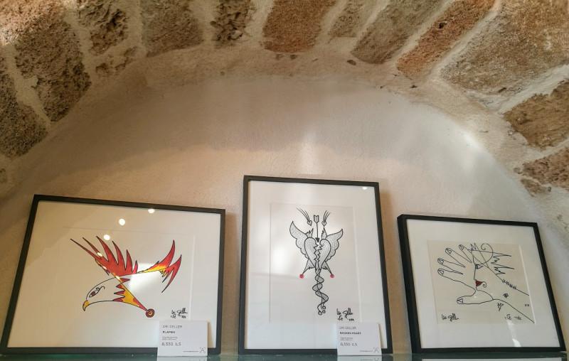 выставка «URI GELLER FANTASY»