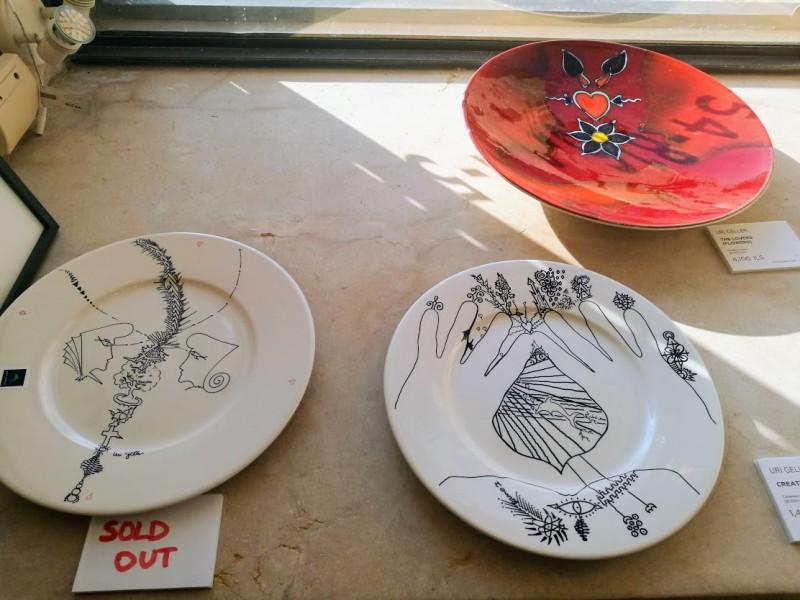 Несколько экспонатов из галереи