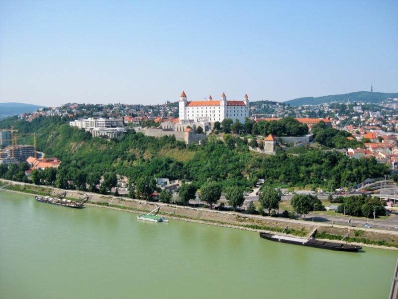 Прекрасная Братислава