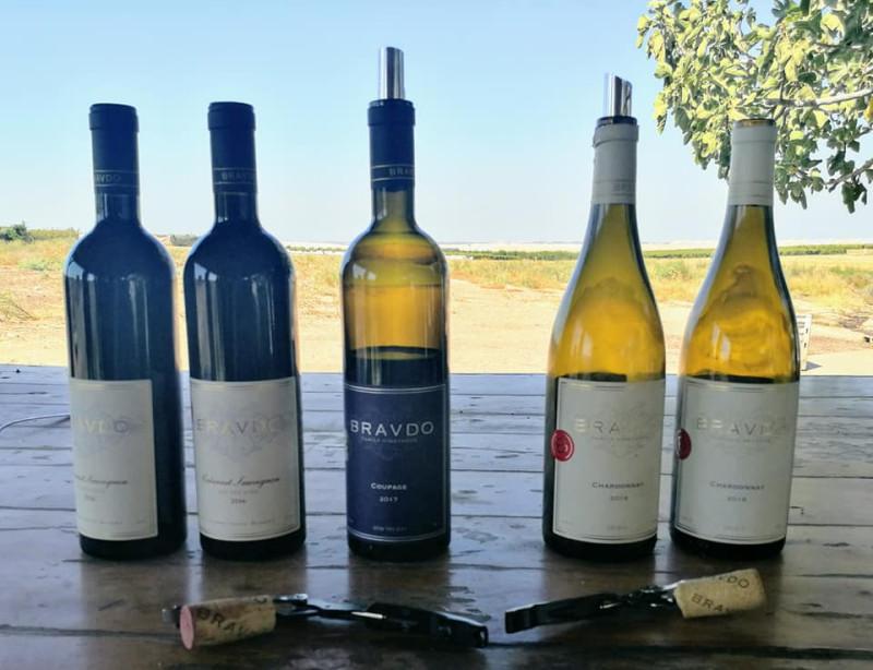 израильские вина