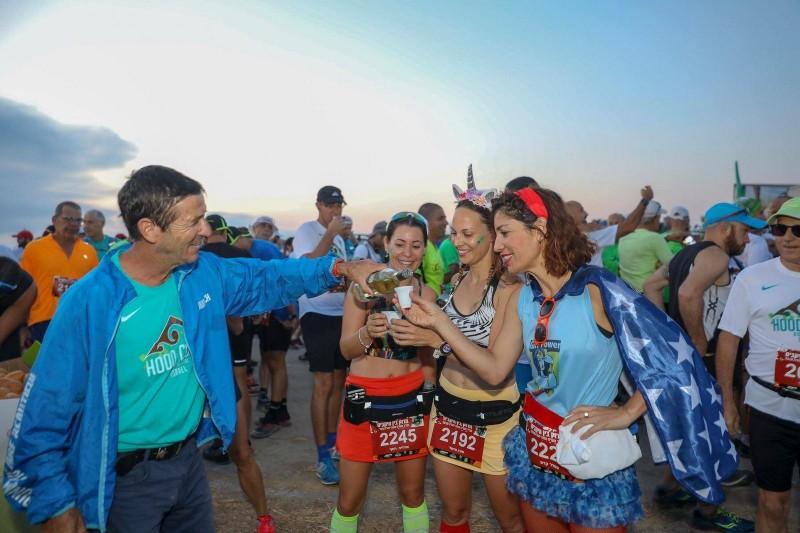 марафон Божоле во Франции
