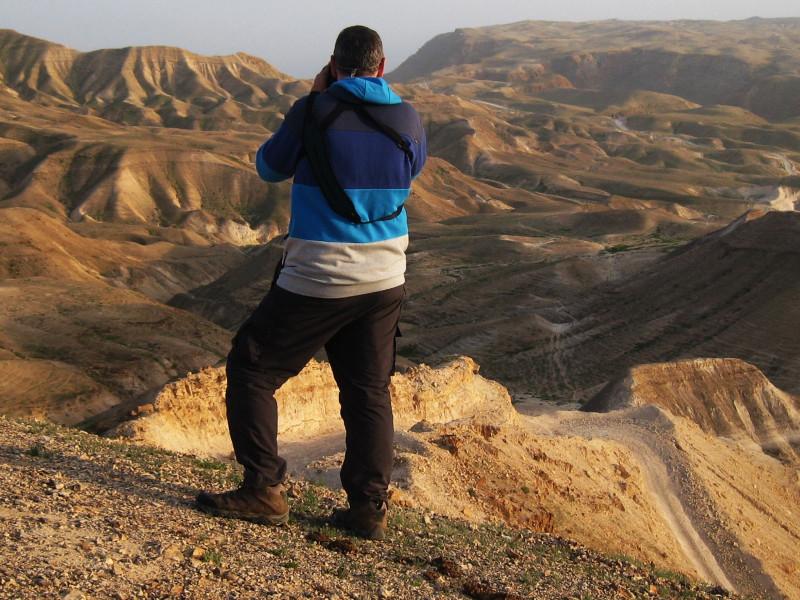 На горе Гиркания