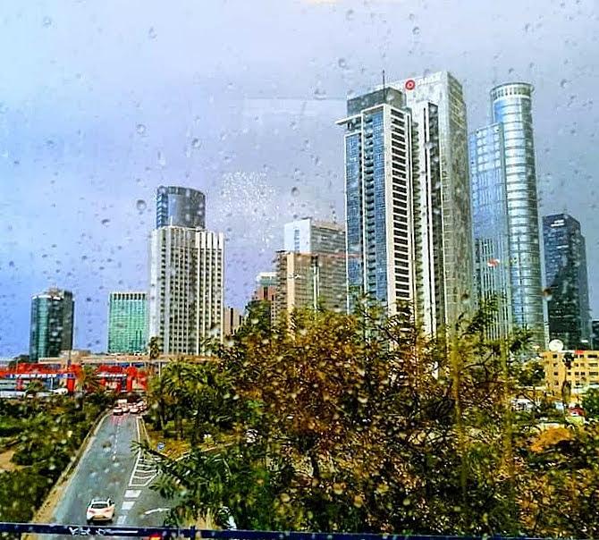 Высотки Тель-Авива