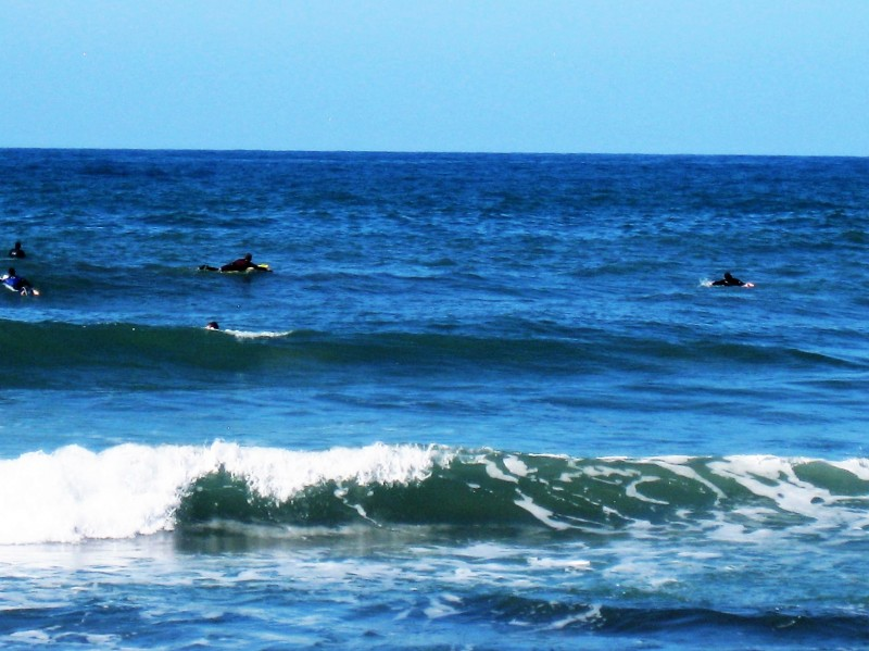 Средиземное море бушует