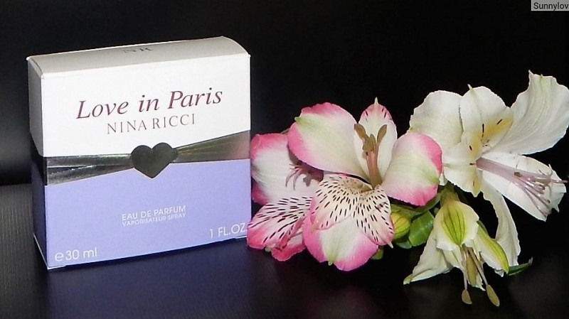 Любовь в Париже Нина Ричи