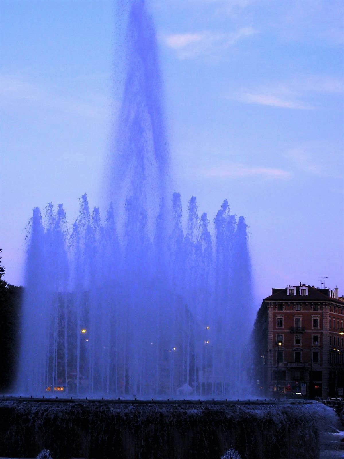 Самый знаменитый фонтан