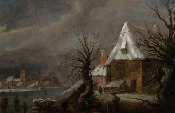 Арт ван дер Нер 1603\1604 – 1677