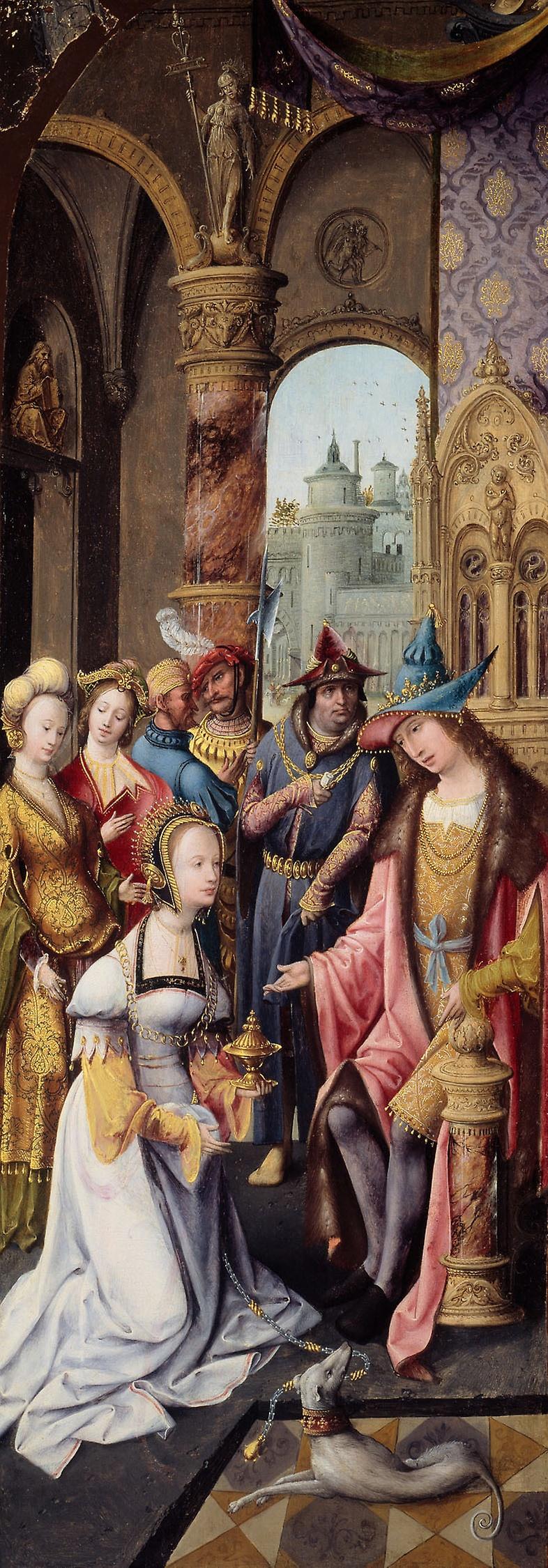Antwerp Mannerist 1515-20г