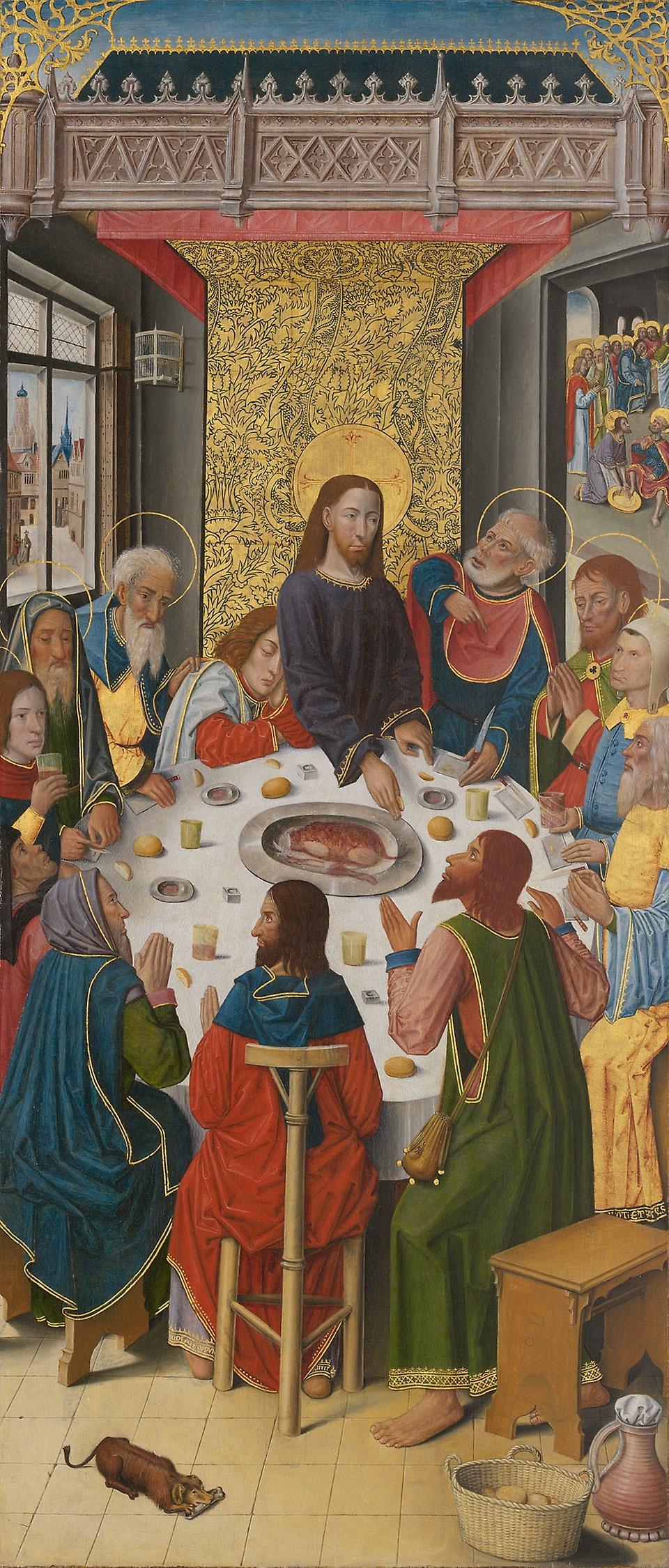 фран. 1490-1500
