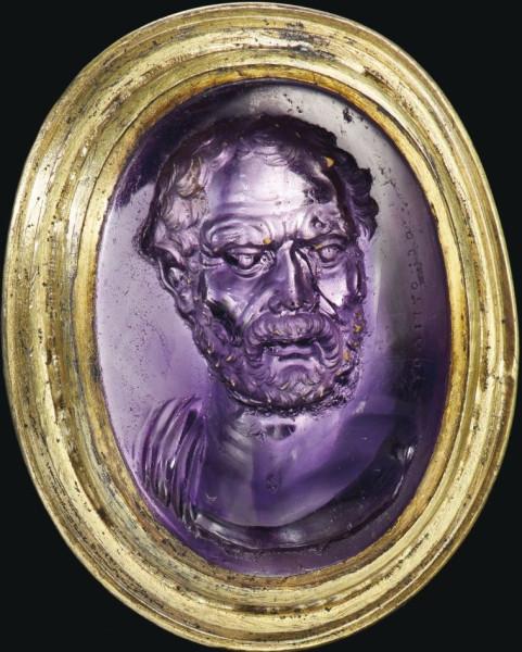 Музей Гетти приобрел коллекцию античных гемм