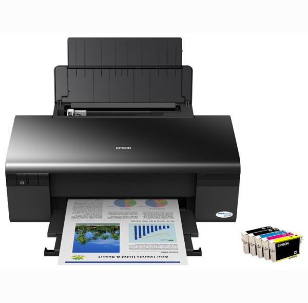 Принтер струйный EPSON Stylus C110 (C11C687321) - Купить в Днепропетровске,