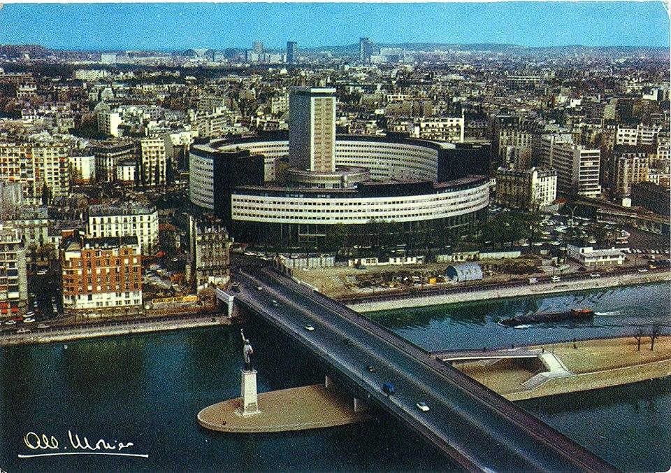 París En Los Años 60´s, Hermosas Fotos