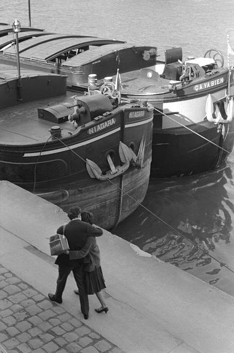 couple 1961 (Erich Hartmann)