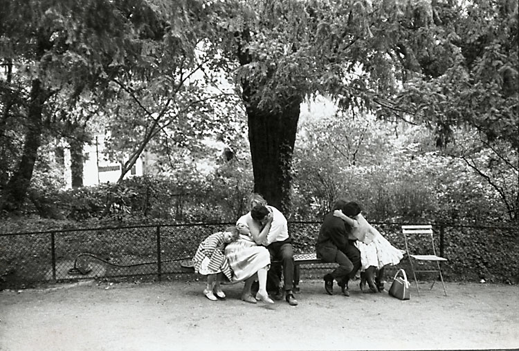 hcb jardin des plantes 1959