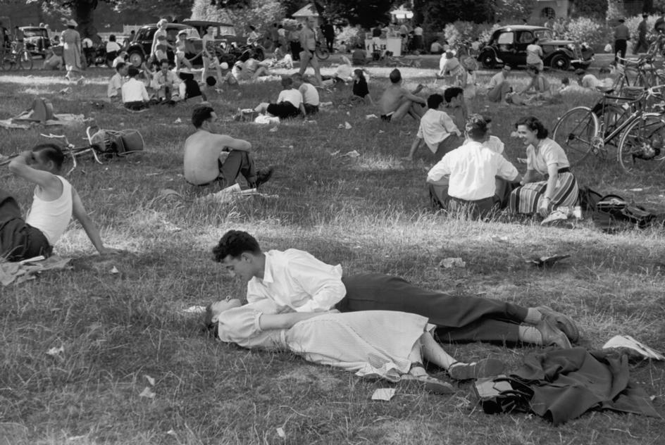 couple 1952