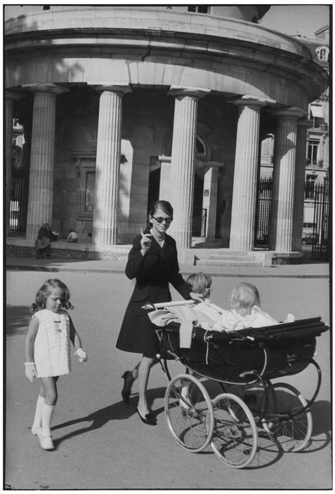 maman hcb 1969 parc monceau