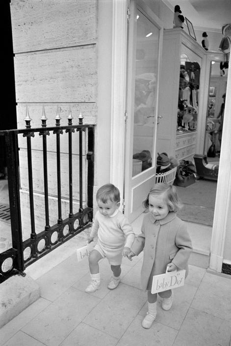 enfants dior 1967 raymond depardon