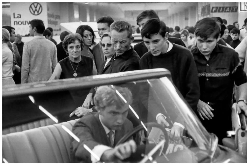 hcb 1966 salon de l'auto
