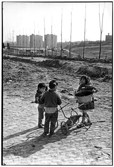 hcb gitans porte de bagnolet 1969