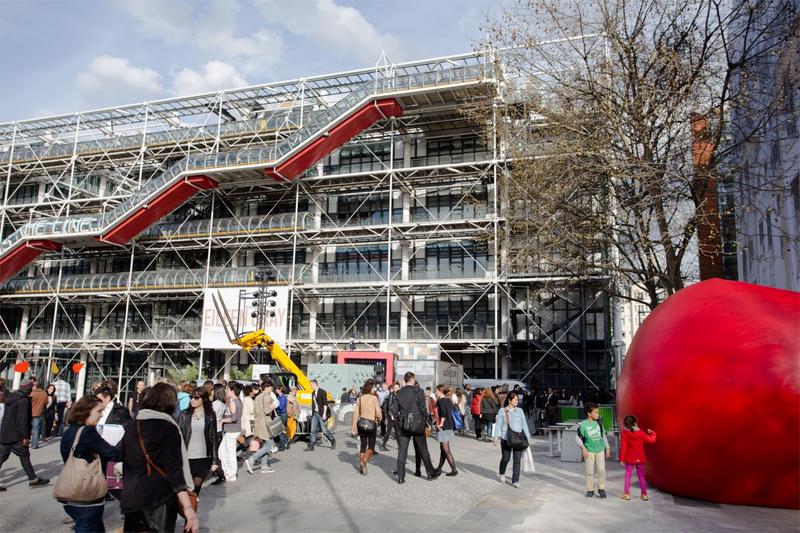 redball_pompidou