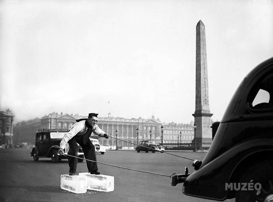 1938 la glace