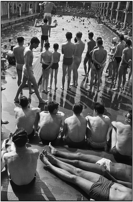 piscine deligny 1955 hcb