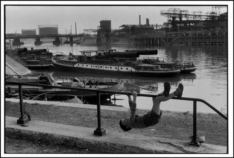 Ivry, 1955