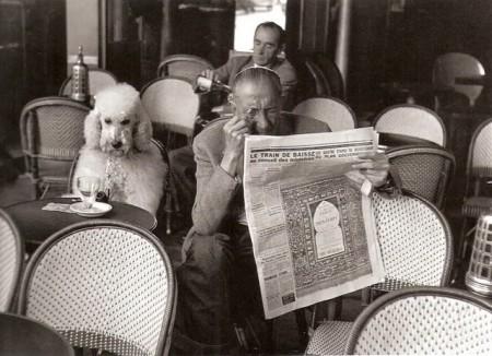 chienEdouard-Boubat-Saint-Germain-de-Pres-1953