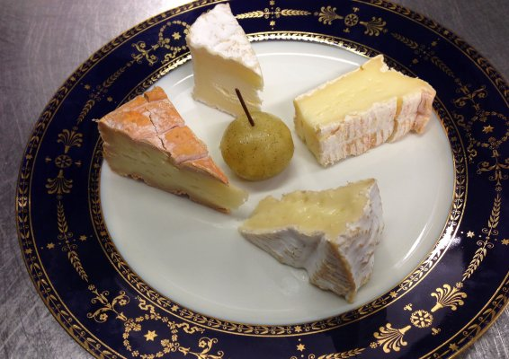 plat fromage