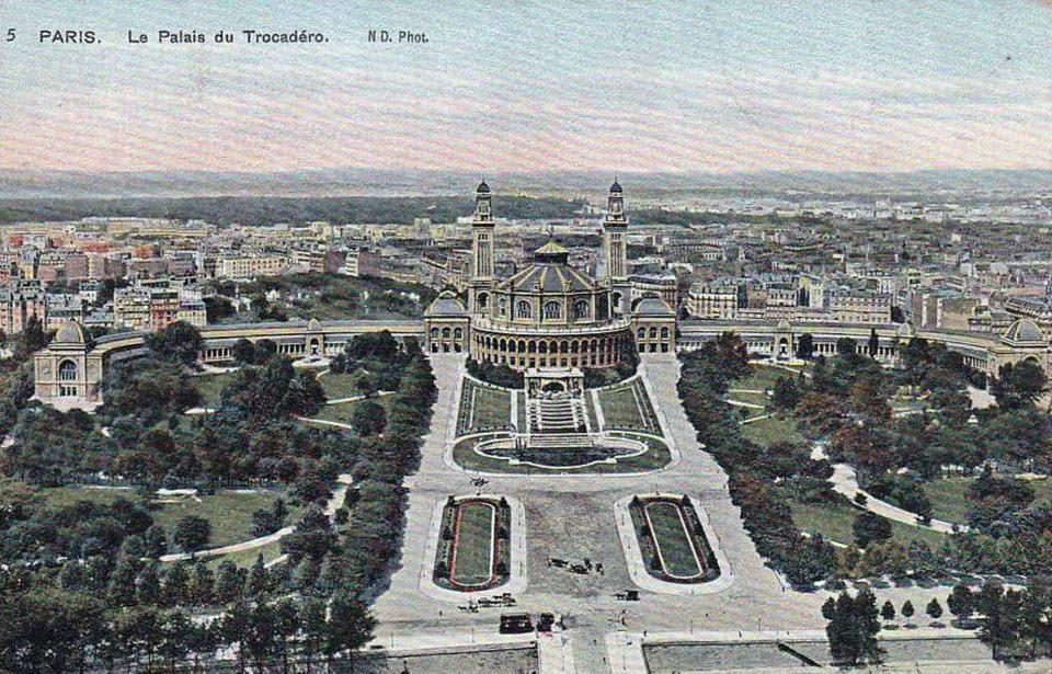 palais du trocadero