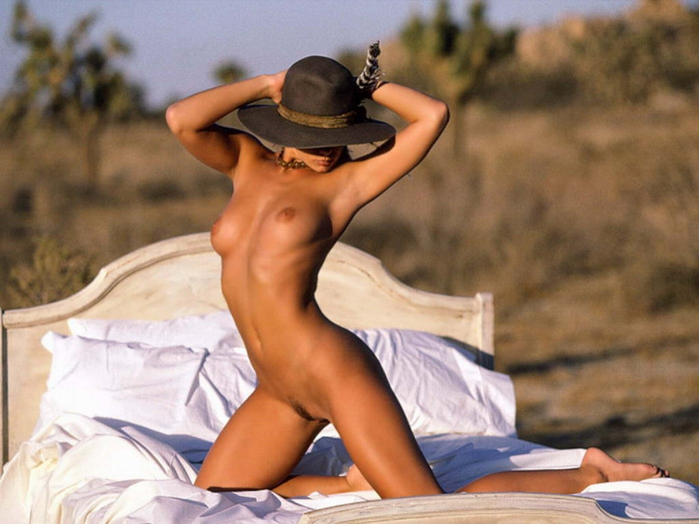 Jaime Pressly Nude In Playboy