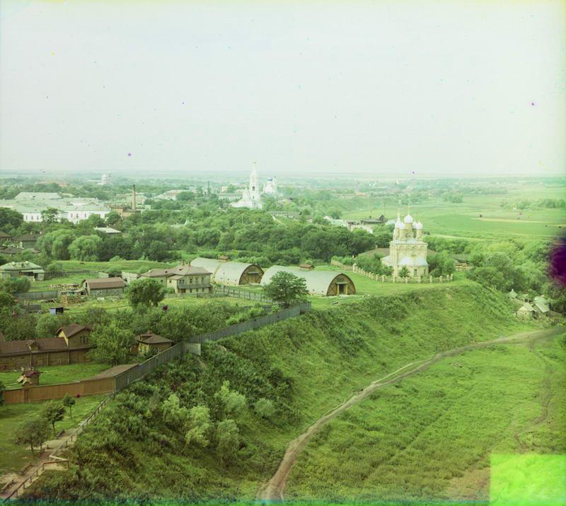 1912 Вид на город с юго-востока