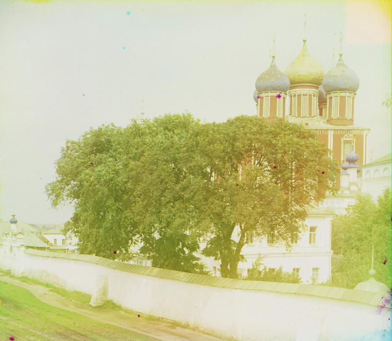 1912 Успенский собор с востока