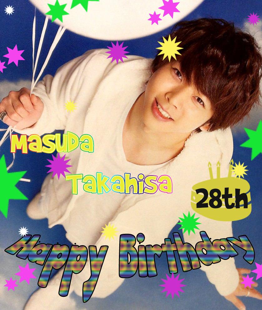 Massu 28th birthday