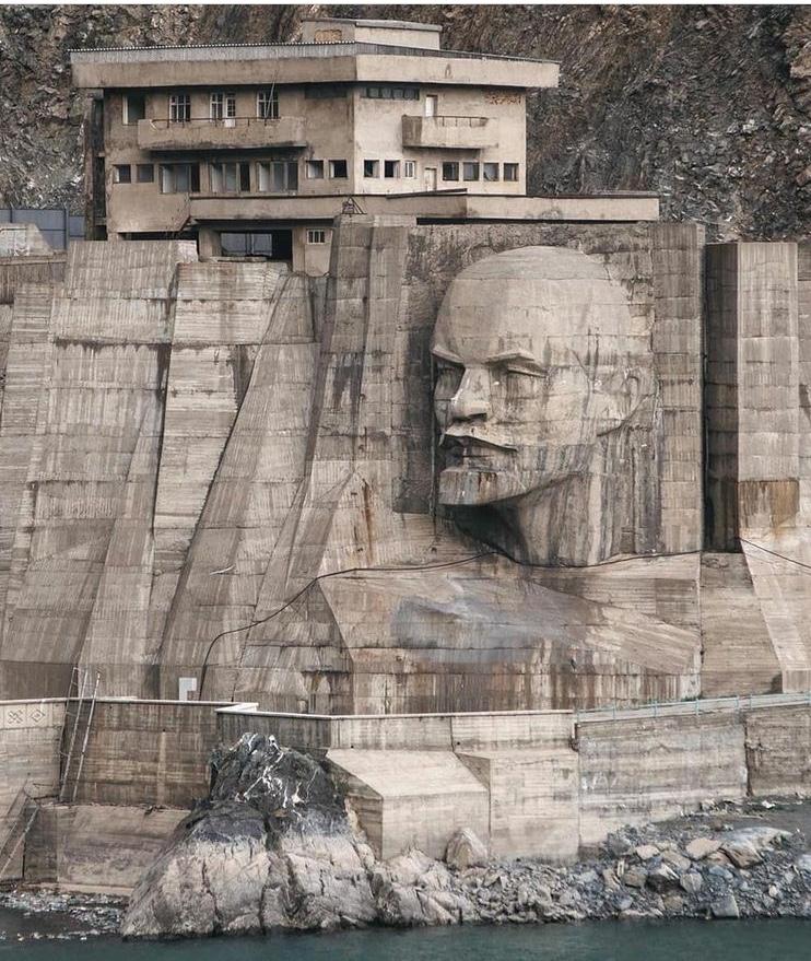И Ленин такой