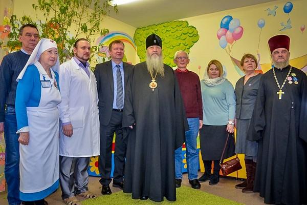 Вото оно где спасение путинской медицины: В больнице главное, это не оборудование, а икона