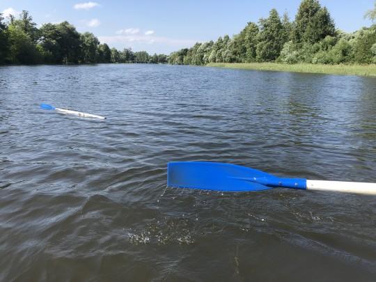Незапланированное купание