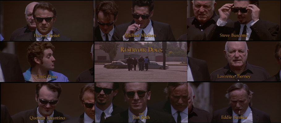 reservoir dogs title