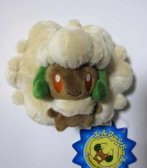 Pokemon-Center-Whimsicott-Erufuun-Pokedoll-Plush-Front