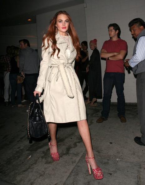 Lindsay+Lohan+Celebrates+4th+Shore+Bar+ceL5JI3fDJRl