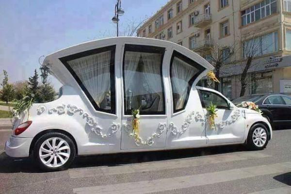 карета лимузин