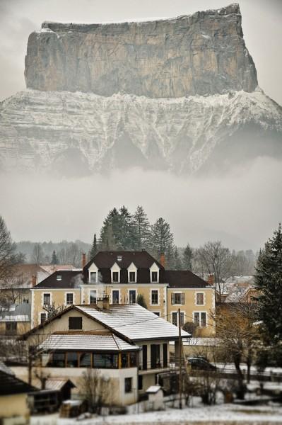 Франция, гора Aiguille