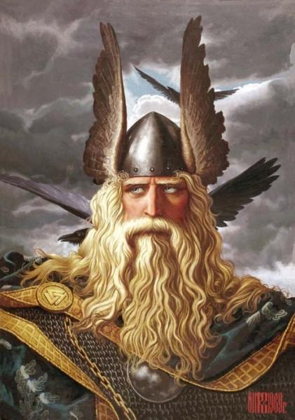офигенный викинг