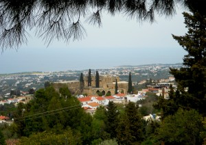 Bellapaise - view from Ambelia