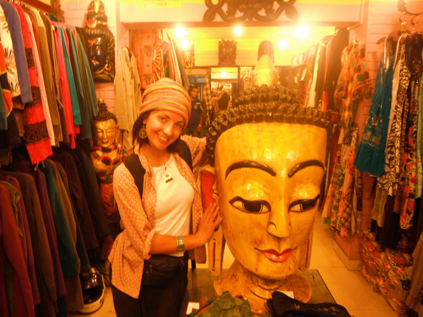 Увлекательный шопинг в Тамеле