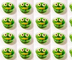 green jelloshote